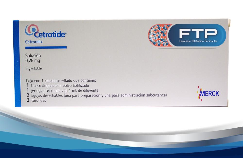 Cetrotide 250 MCG