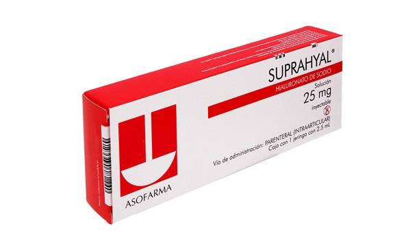 SUPRAHYAL 25mg